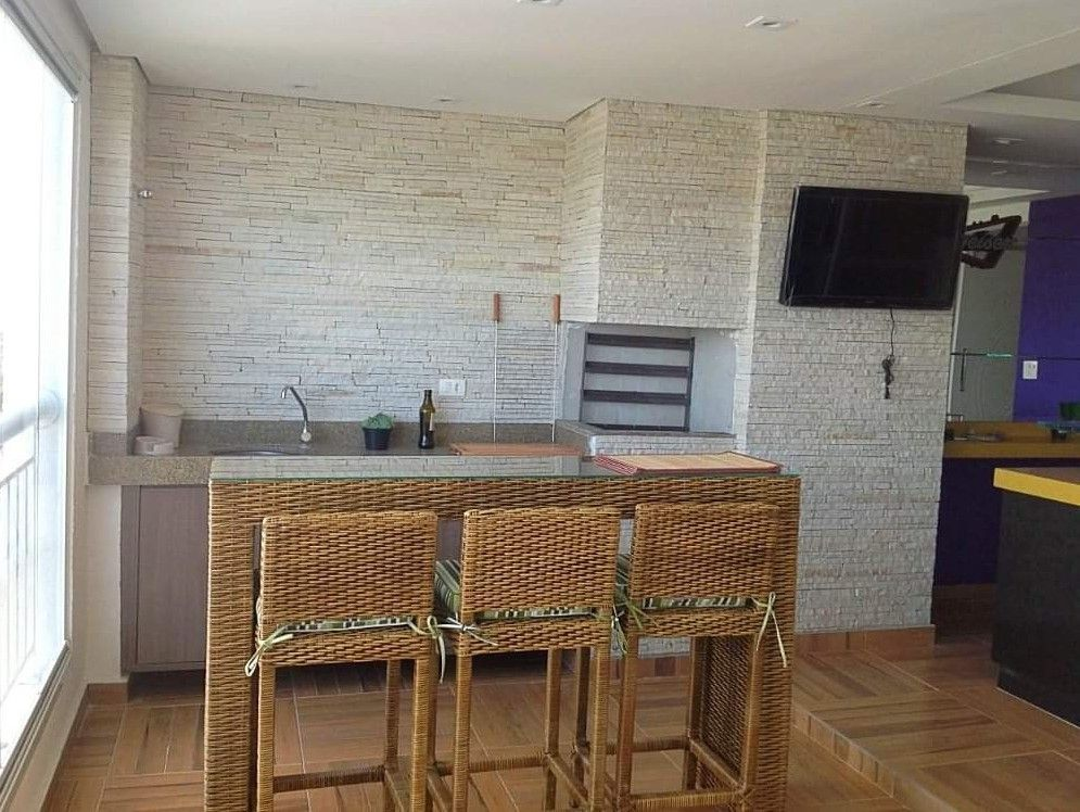 apartamento  vila Andrade instalação de luminária