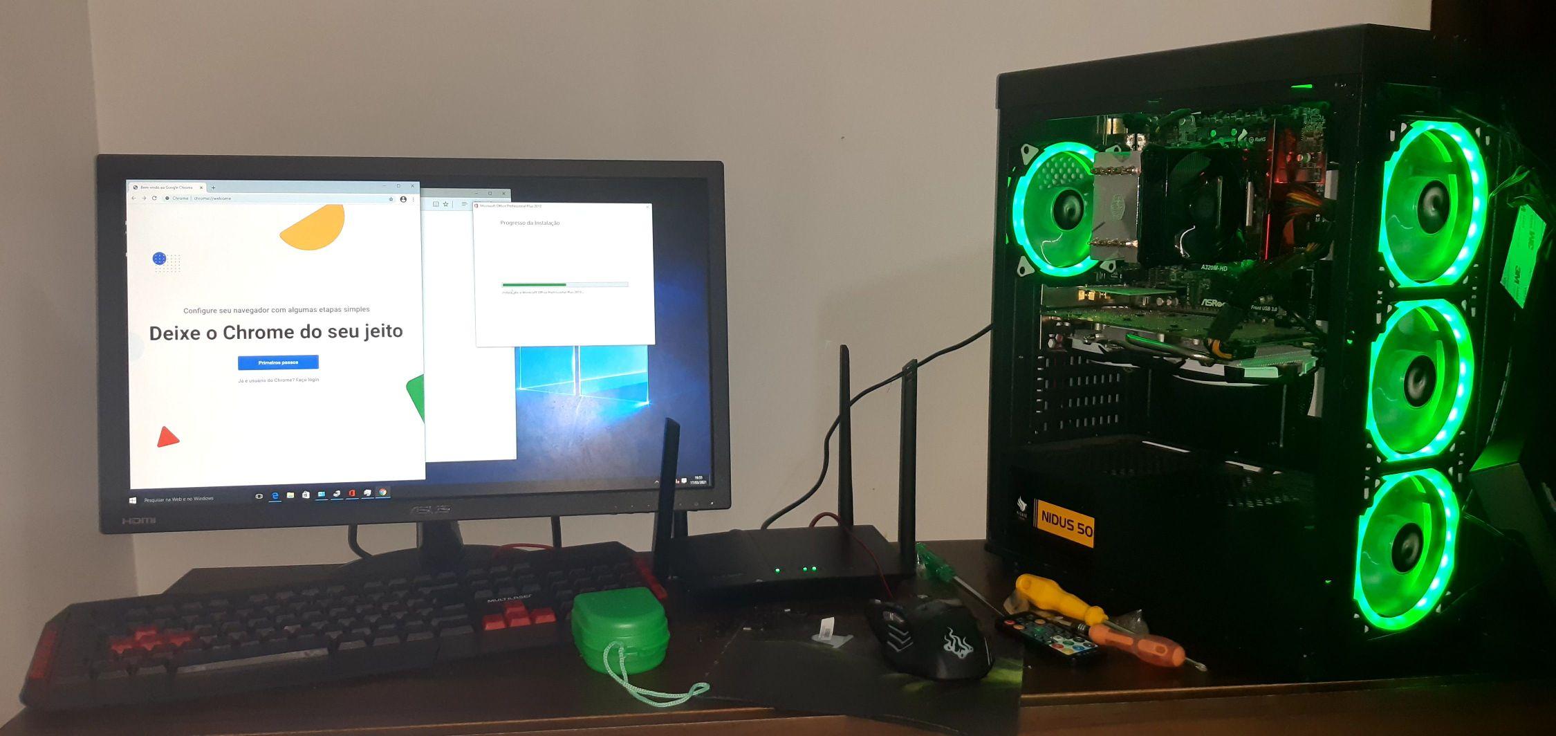 Montagem PC Gamer