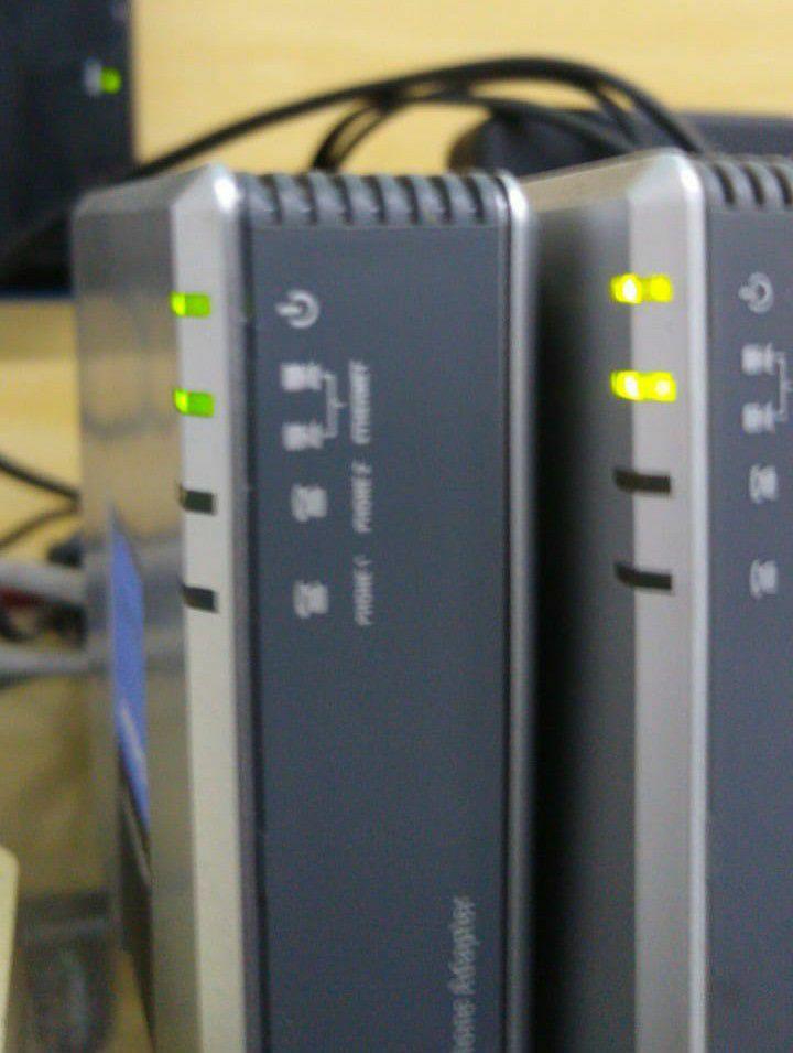 Configuração Adaptadores VoIP.