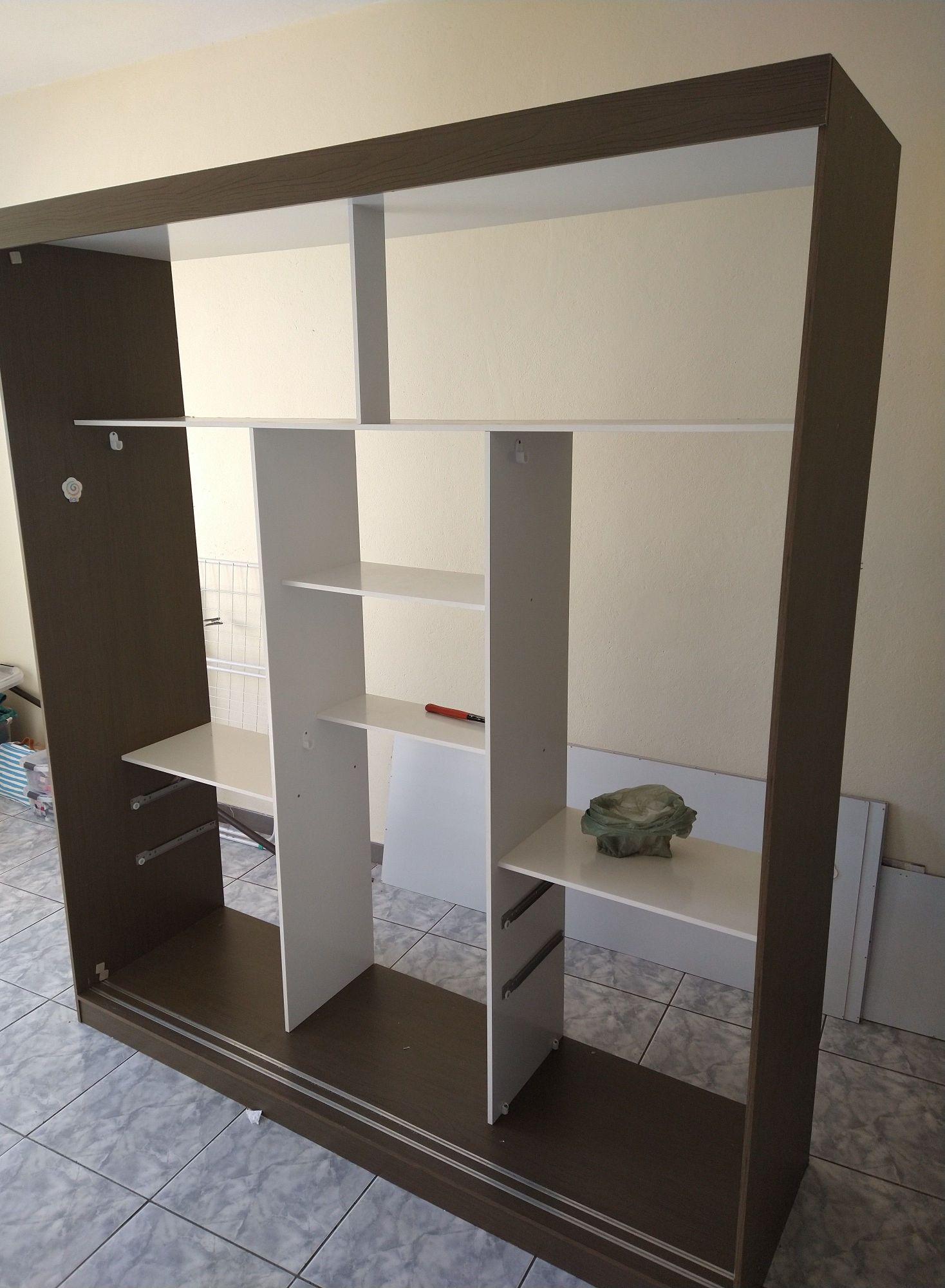 Desmontagem e Montagem dos Móveis