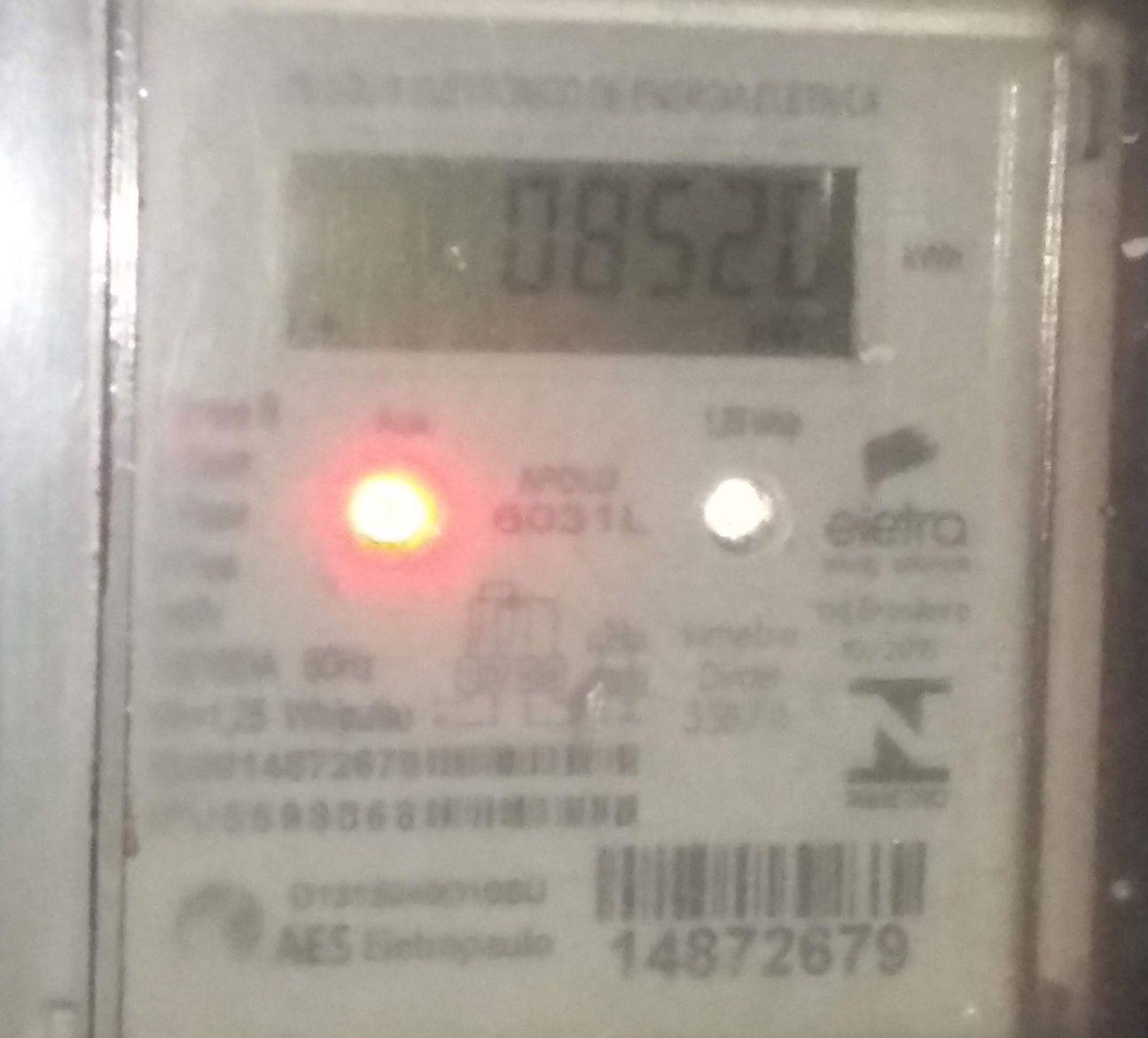 diminua o consumo de energia