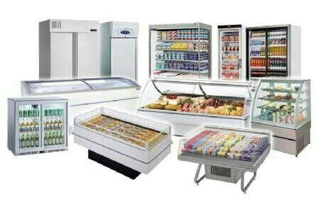 Manutenção em refrigeração comercial