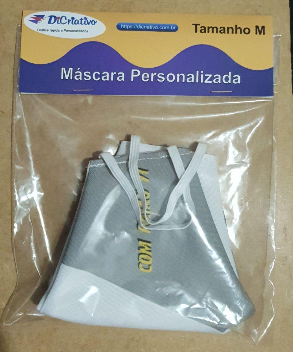 máscara personalizada