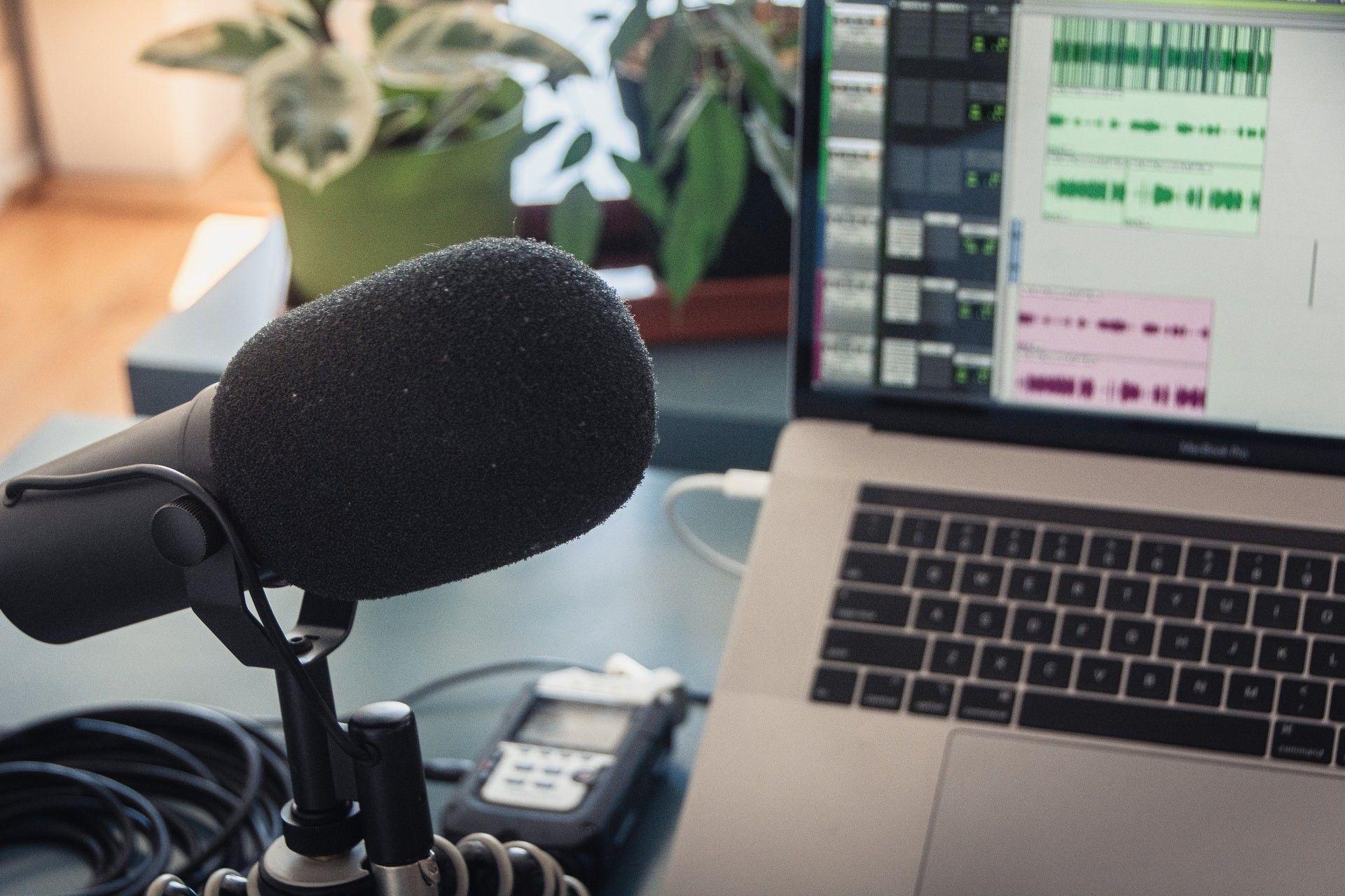 Edição de Podcast