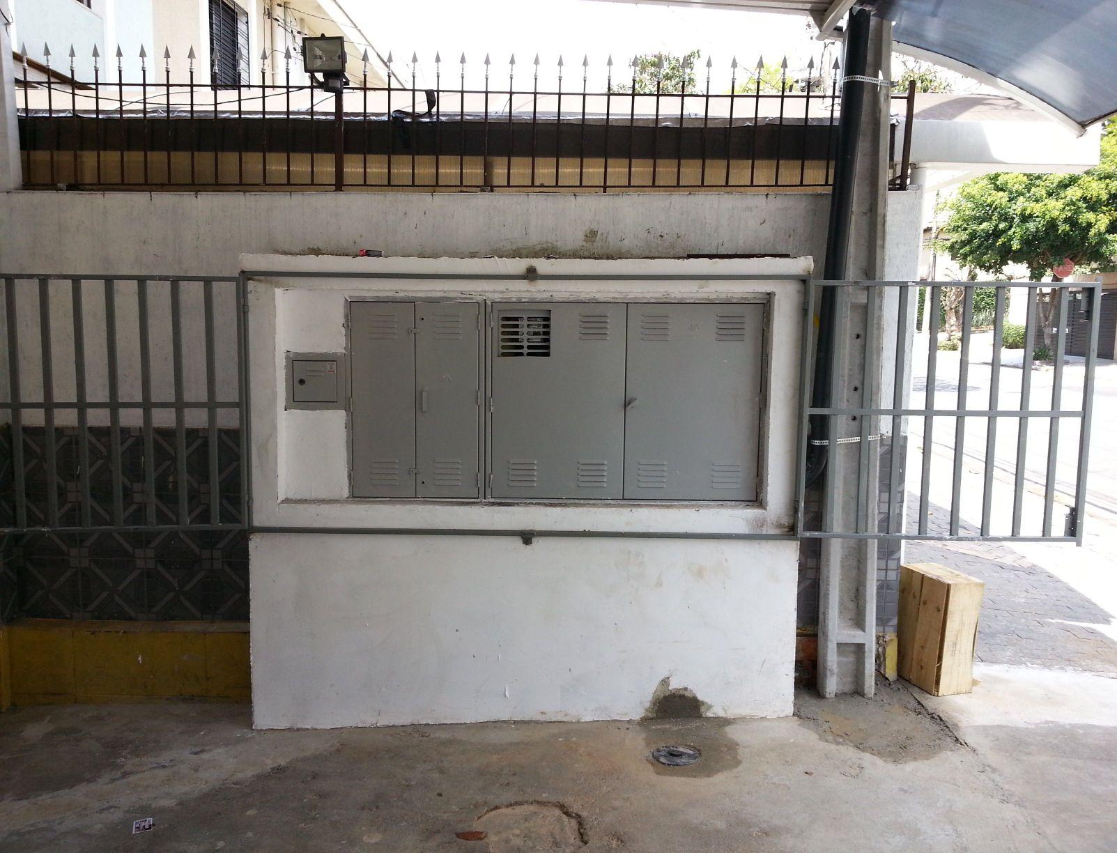 CONSTRUÇÃO DE PADRÃO DE ENTRADA MEDIÇÃO INDIRETA