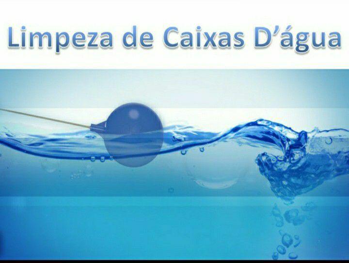 sua água limpa e transparente