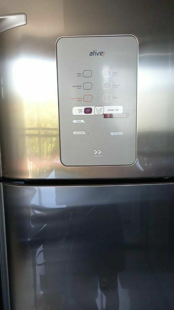 Troca de placa de força no refrigerador