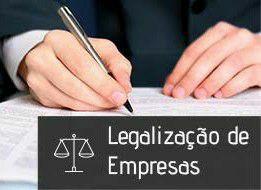 Legalização de empresa