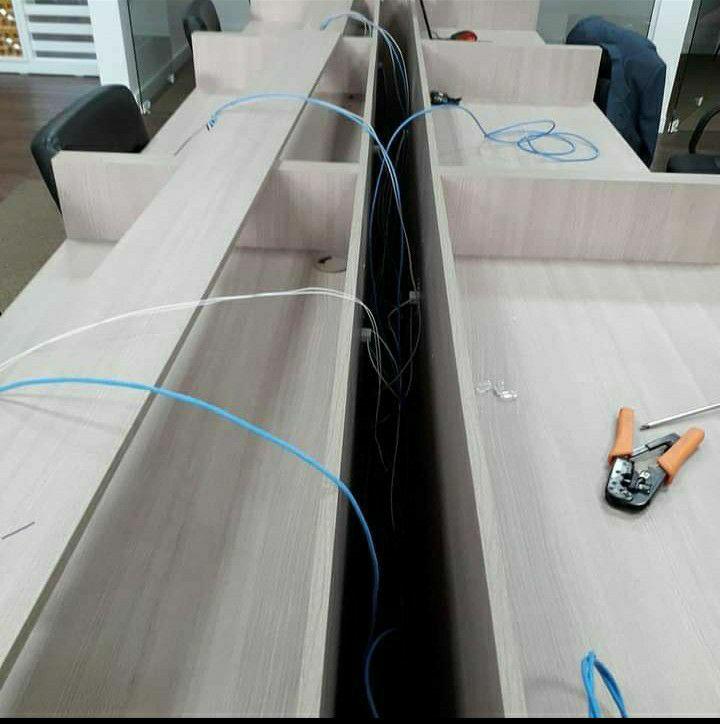 Cabeamento Redes e Telefonia