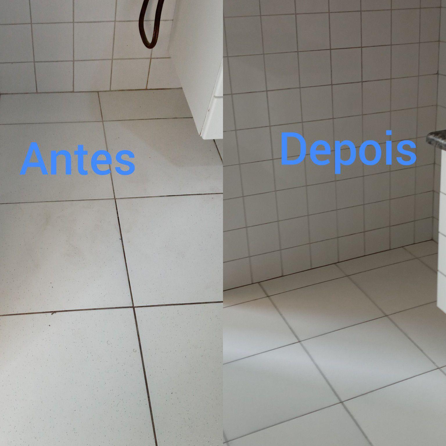 limpeza pre mudança