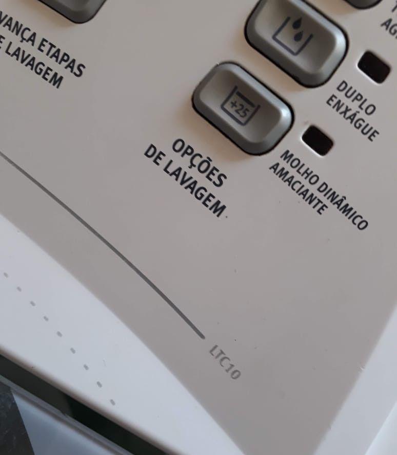 Troca da placa de interface Electrolux LTC 10