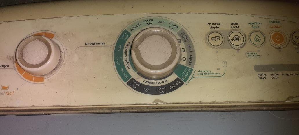 Troca placa interface cônsul