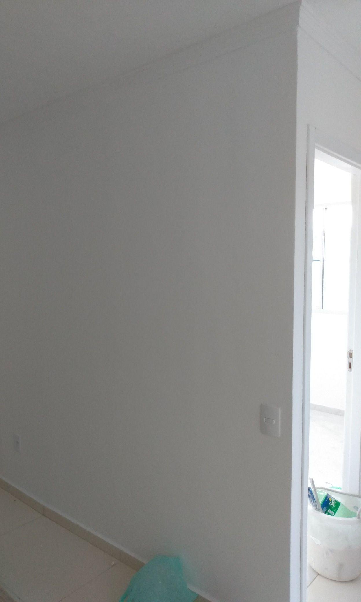 pintura em branco