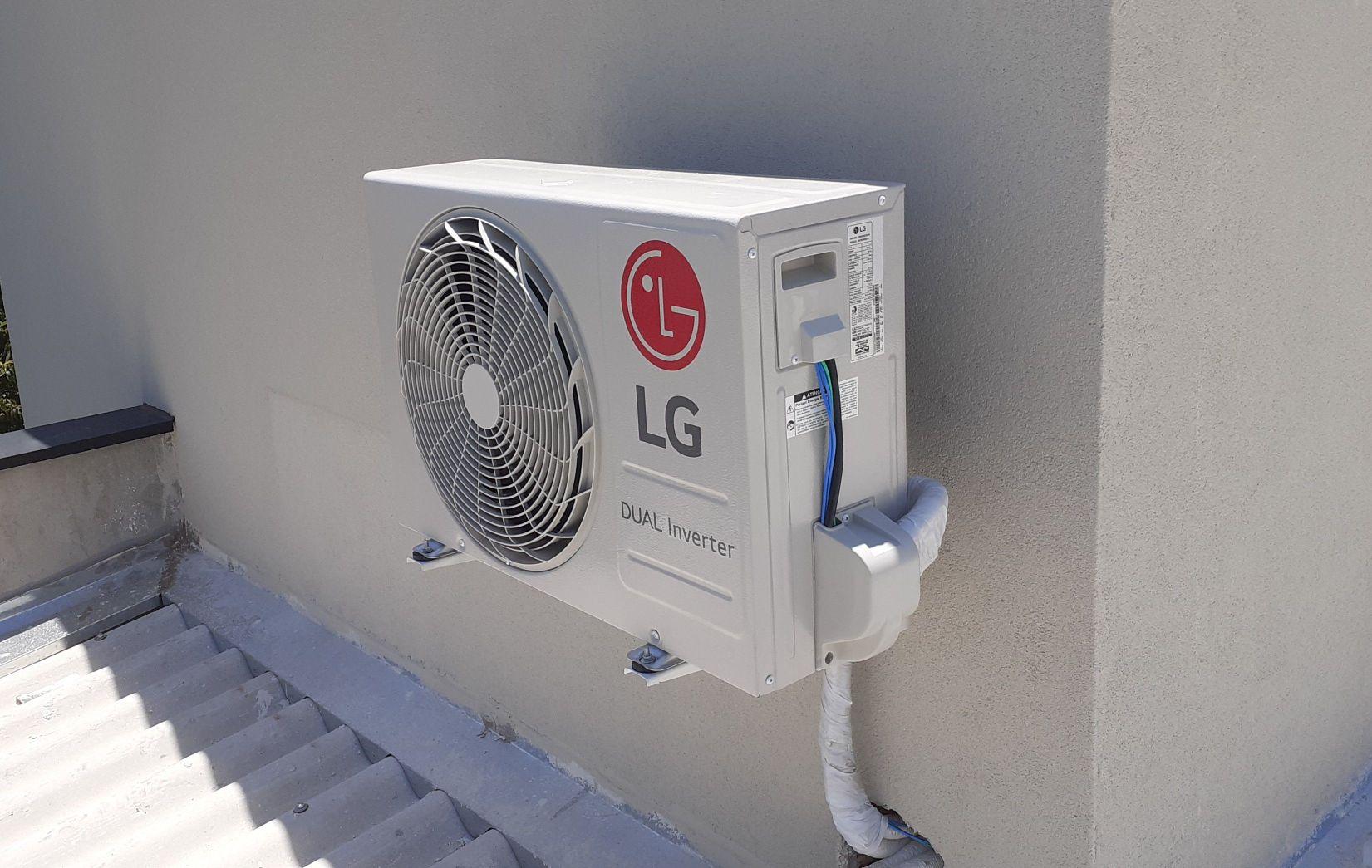 LG 9000 btu's