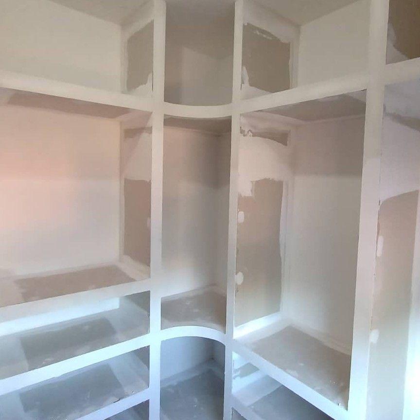 closet de Drywall