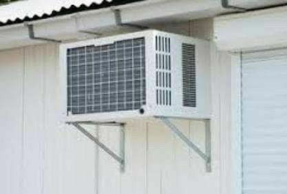 Instalaçao de ar (janela)