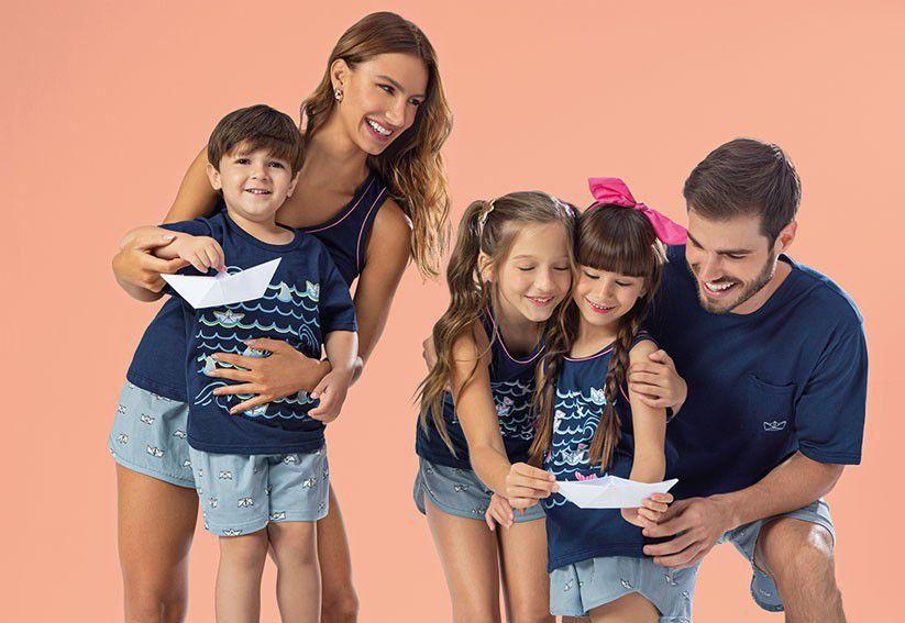 Pijamas Família