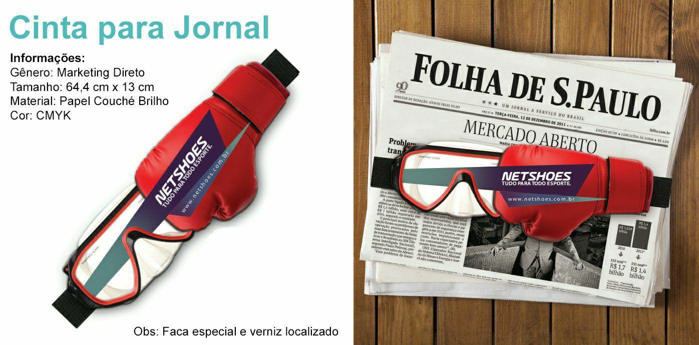 Cinta para jornal