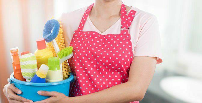 Serviço doméstico completo