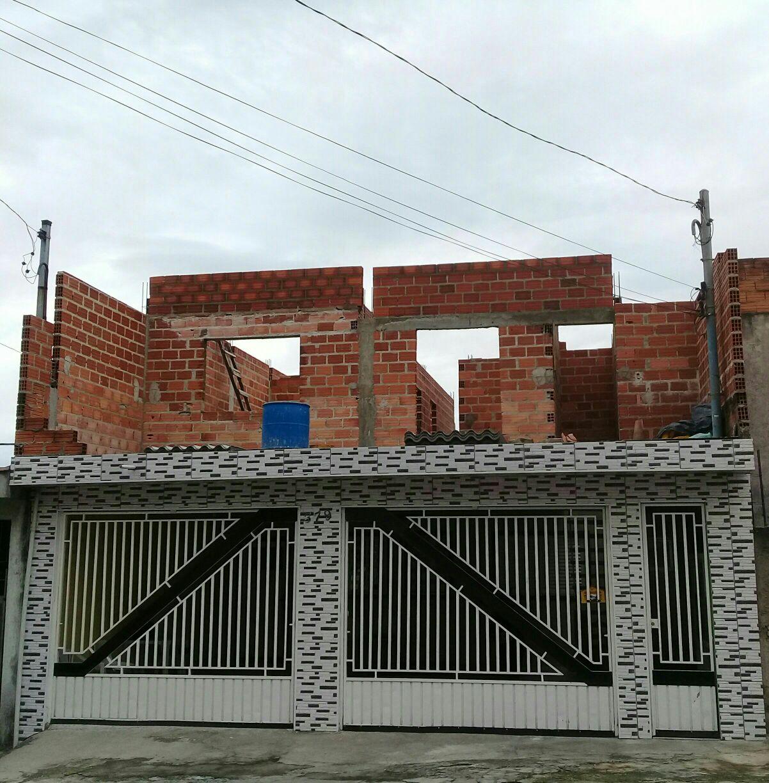 Construção  realizada  no Lajeado.