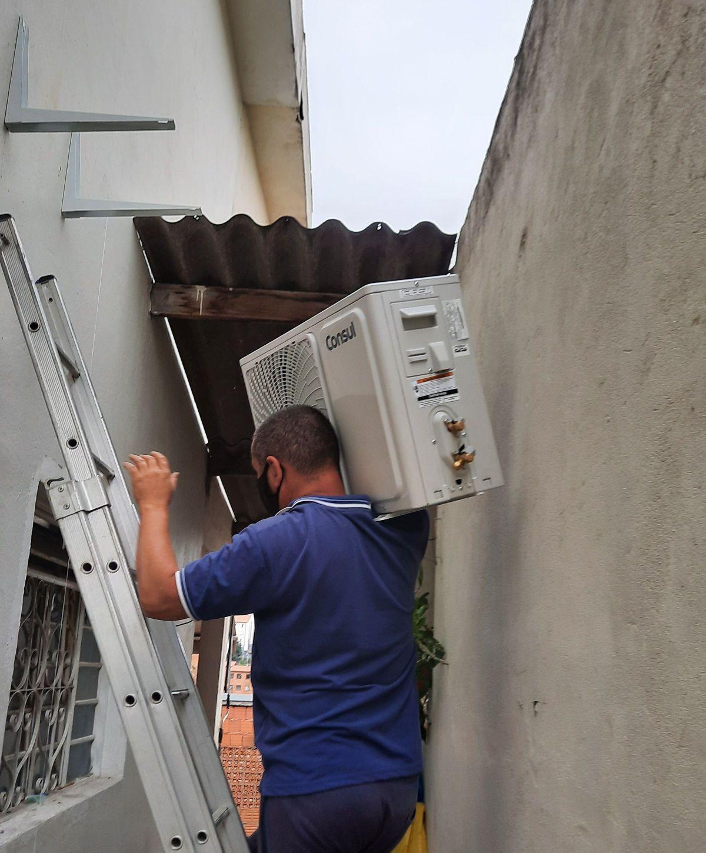 Instalação Condensadora
