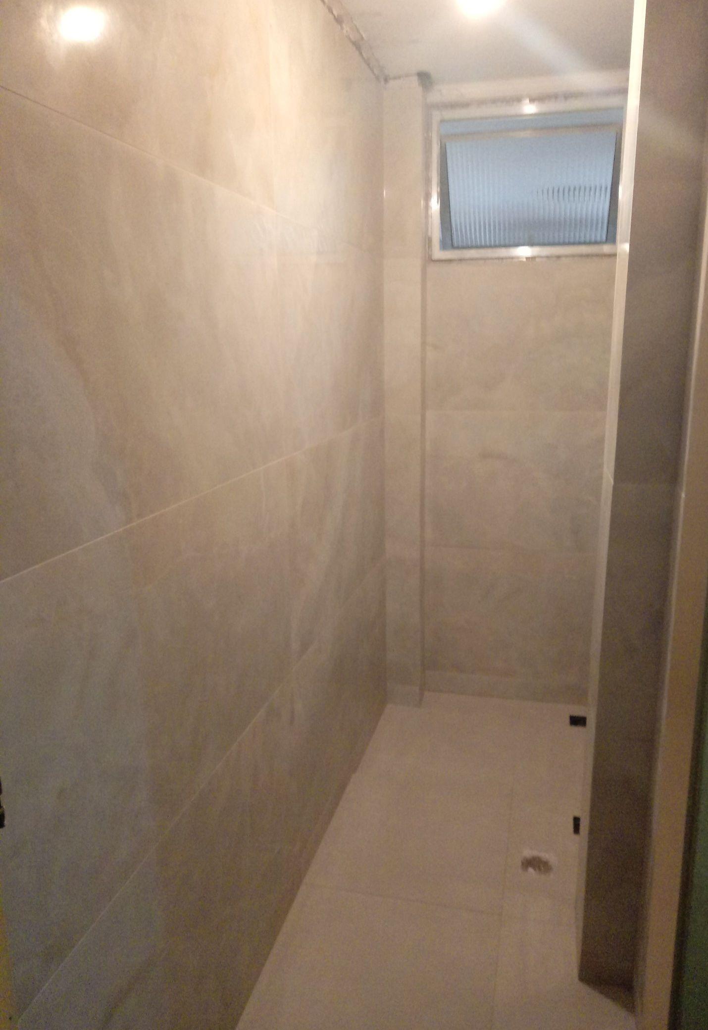 banheiro revestimento Porto Belo 1,20x0,60 m