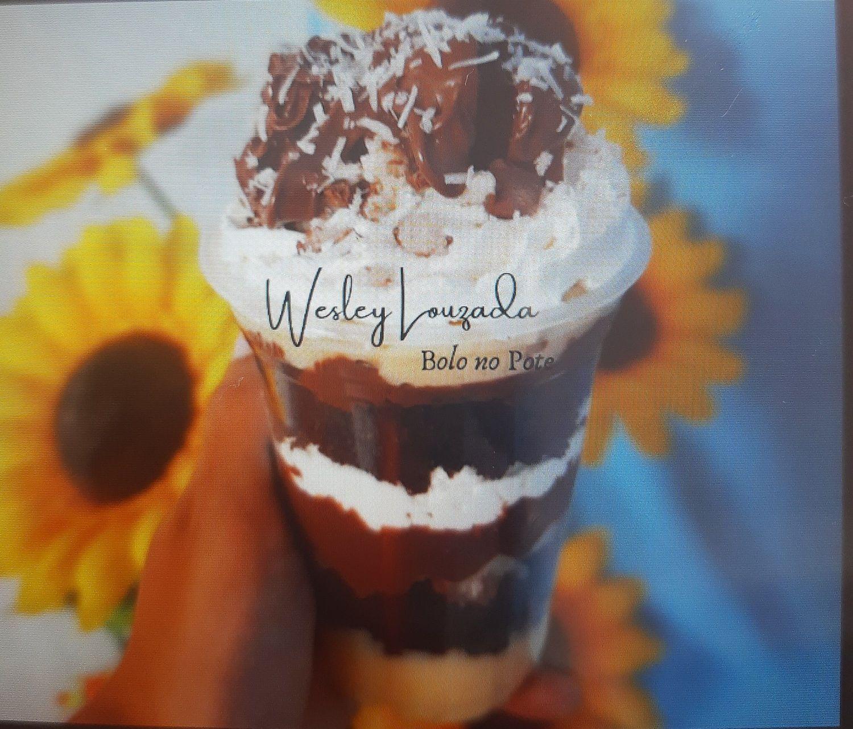 Copo da Felicidade Prestígio c/ Nutella