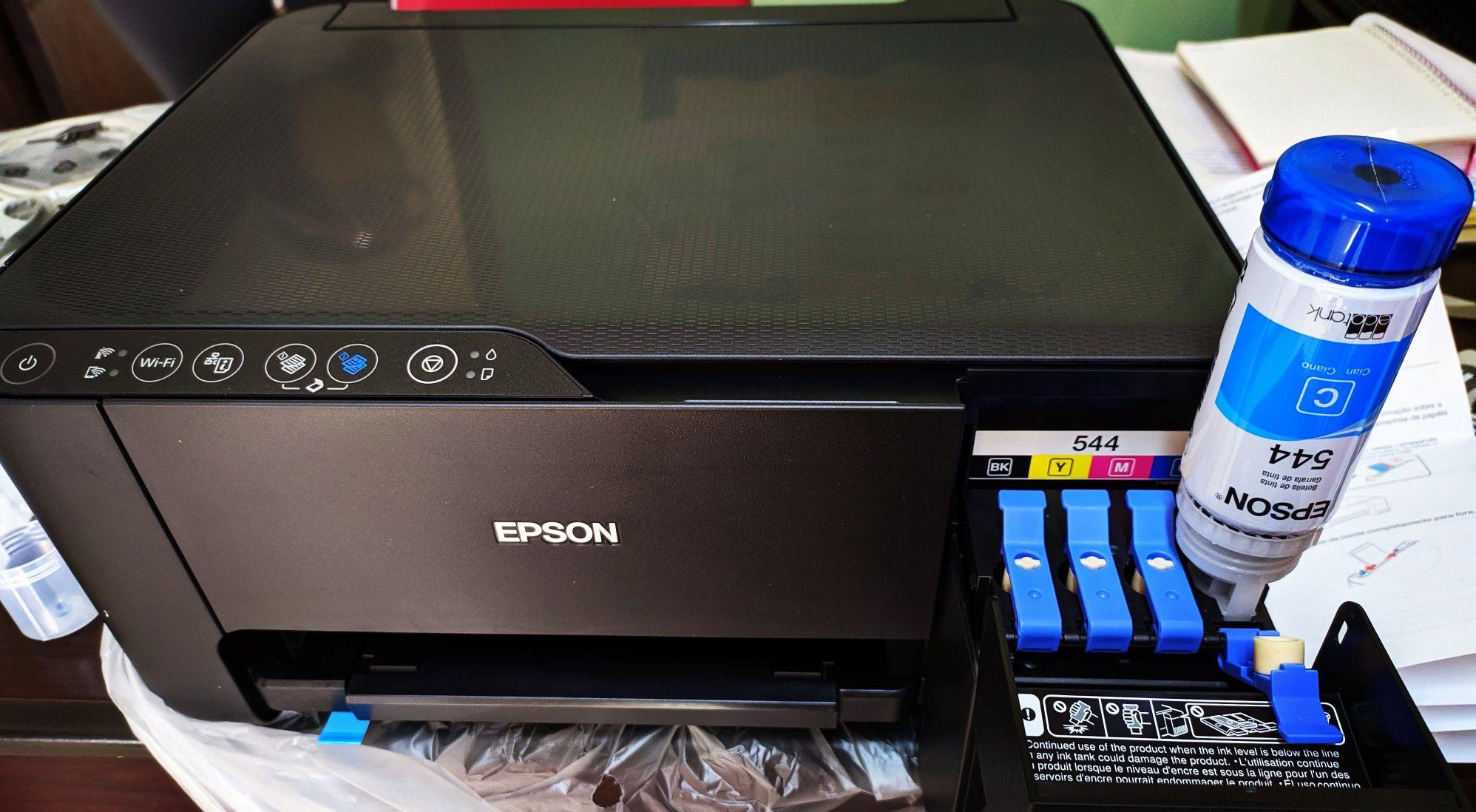 Instalação e configuração de Impressoras
