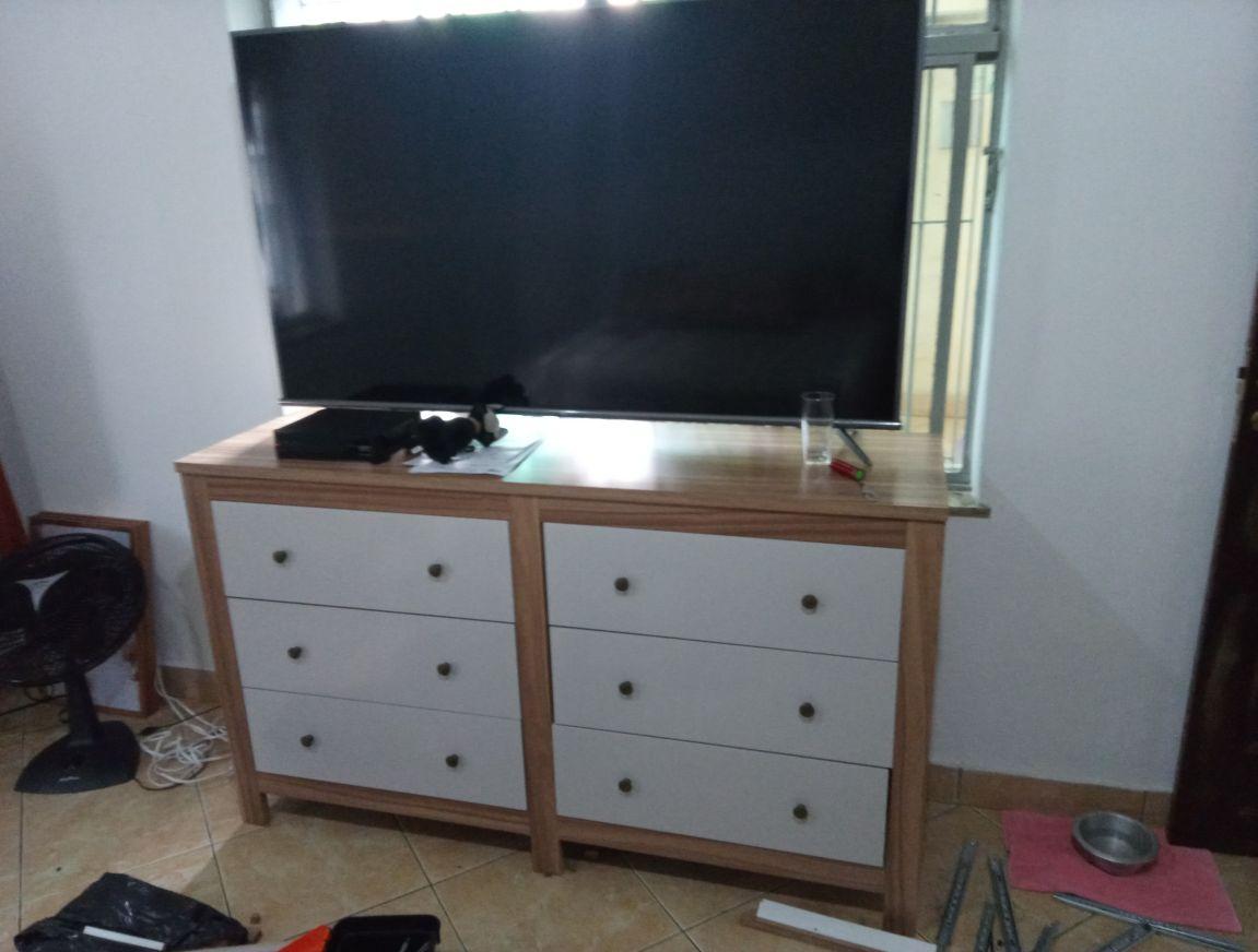 Montagem e manutenção de móveis