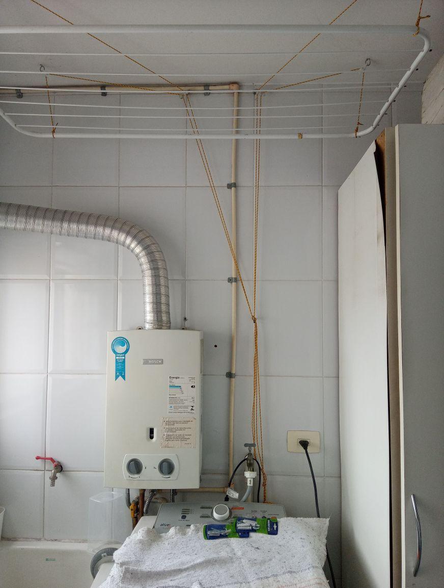 Manutenção de varal de teto em geral