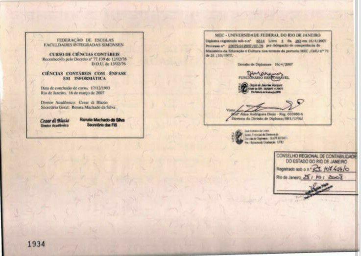 Vs Diploma Bacharel