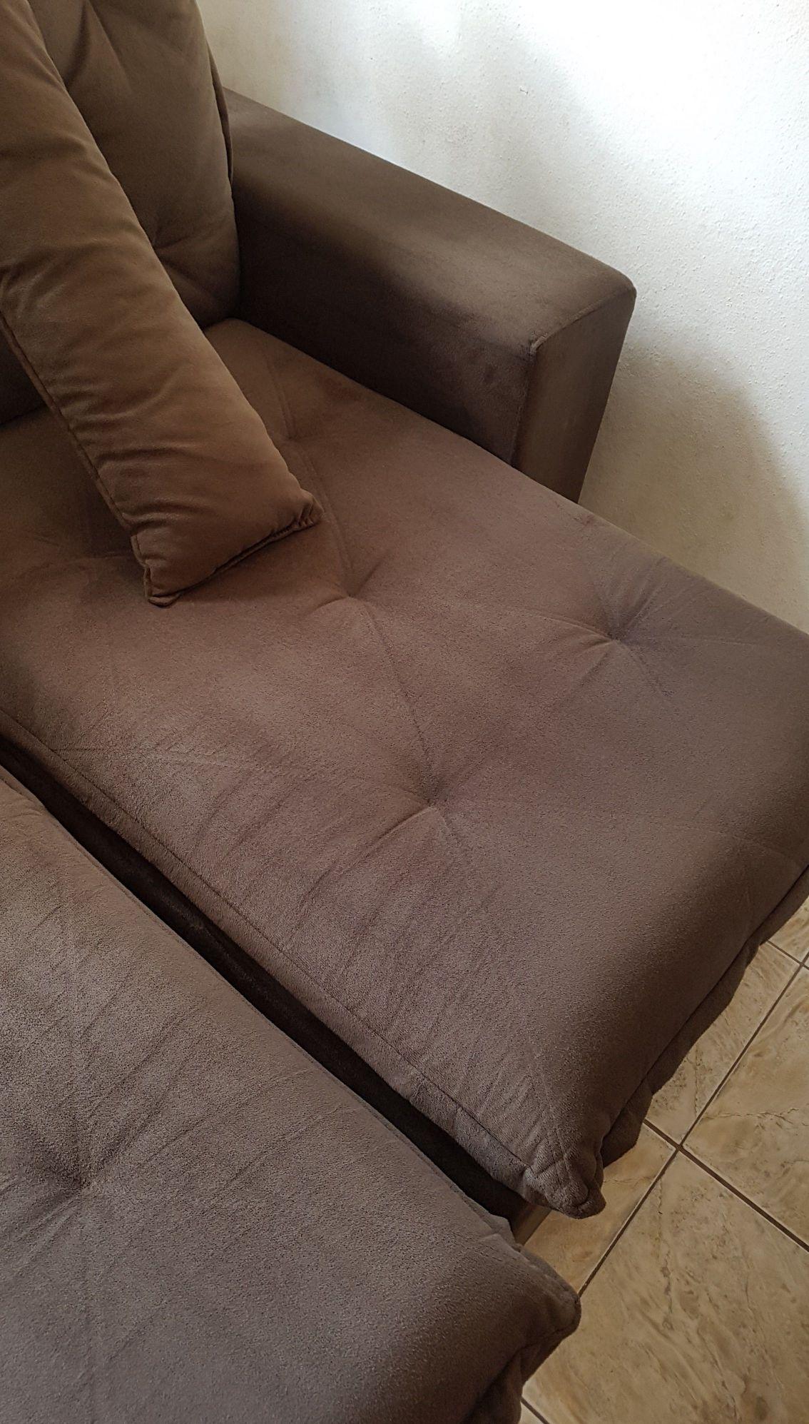Higienização de sofá, remoção de ácaros e bactéria