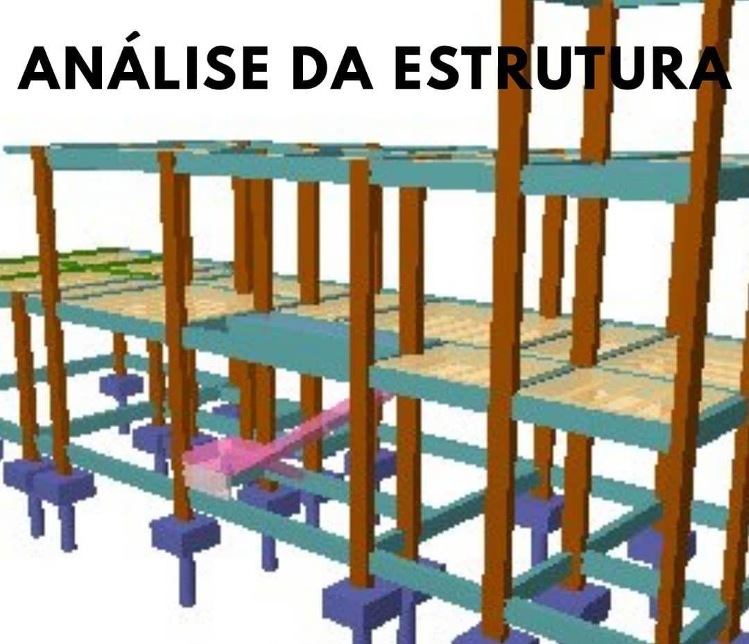 Cálculos estruturais