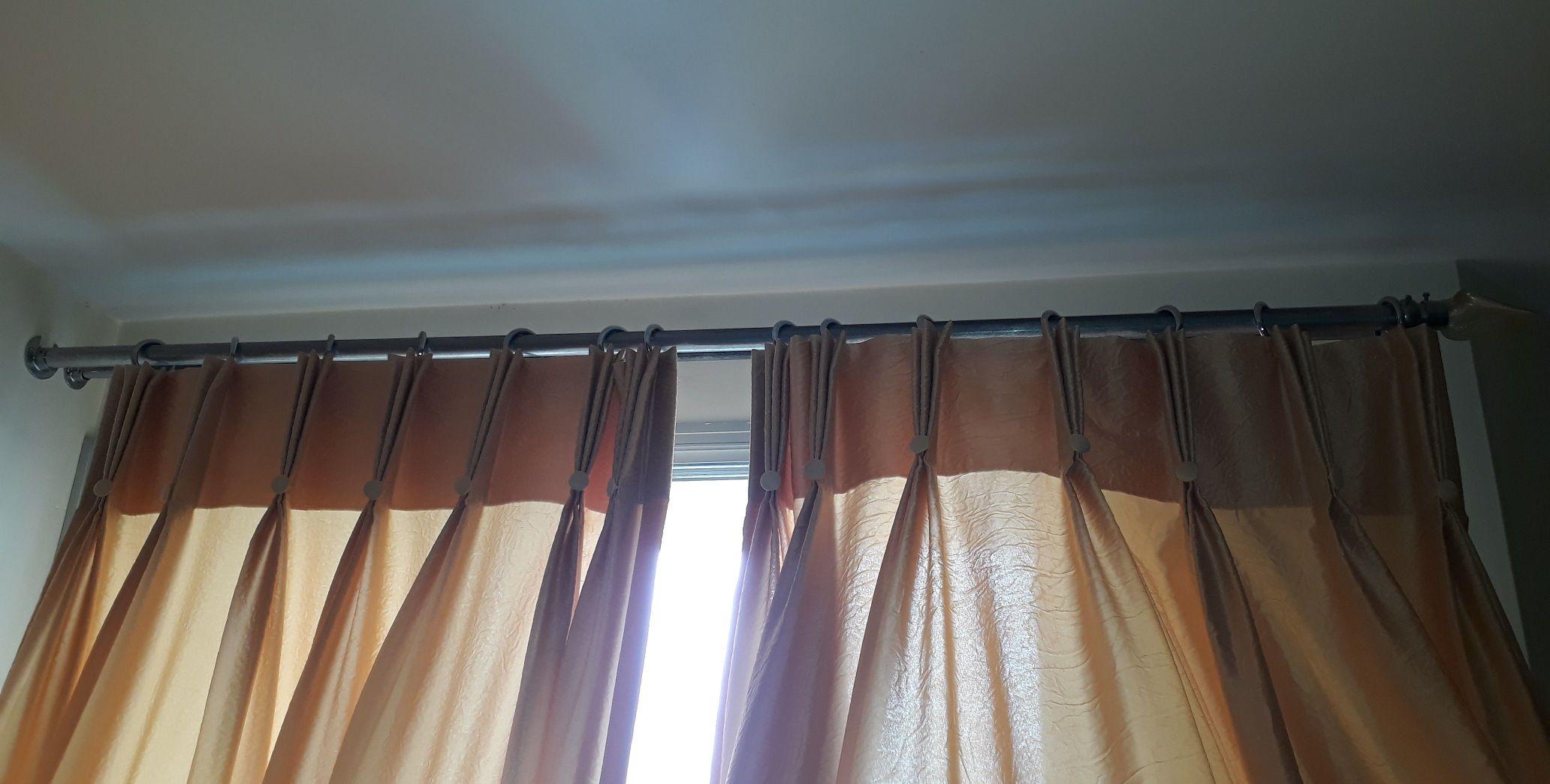 instalação de cortinas