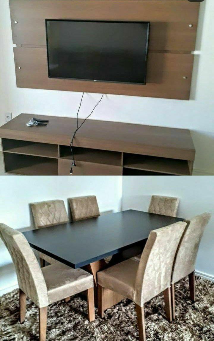 instalação painel e raque e montagem de móveis.