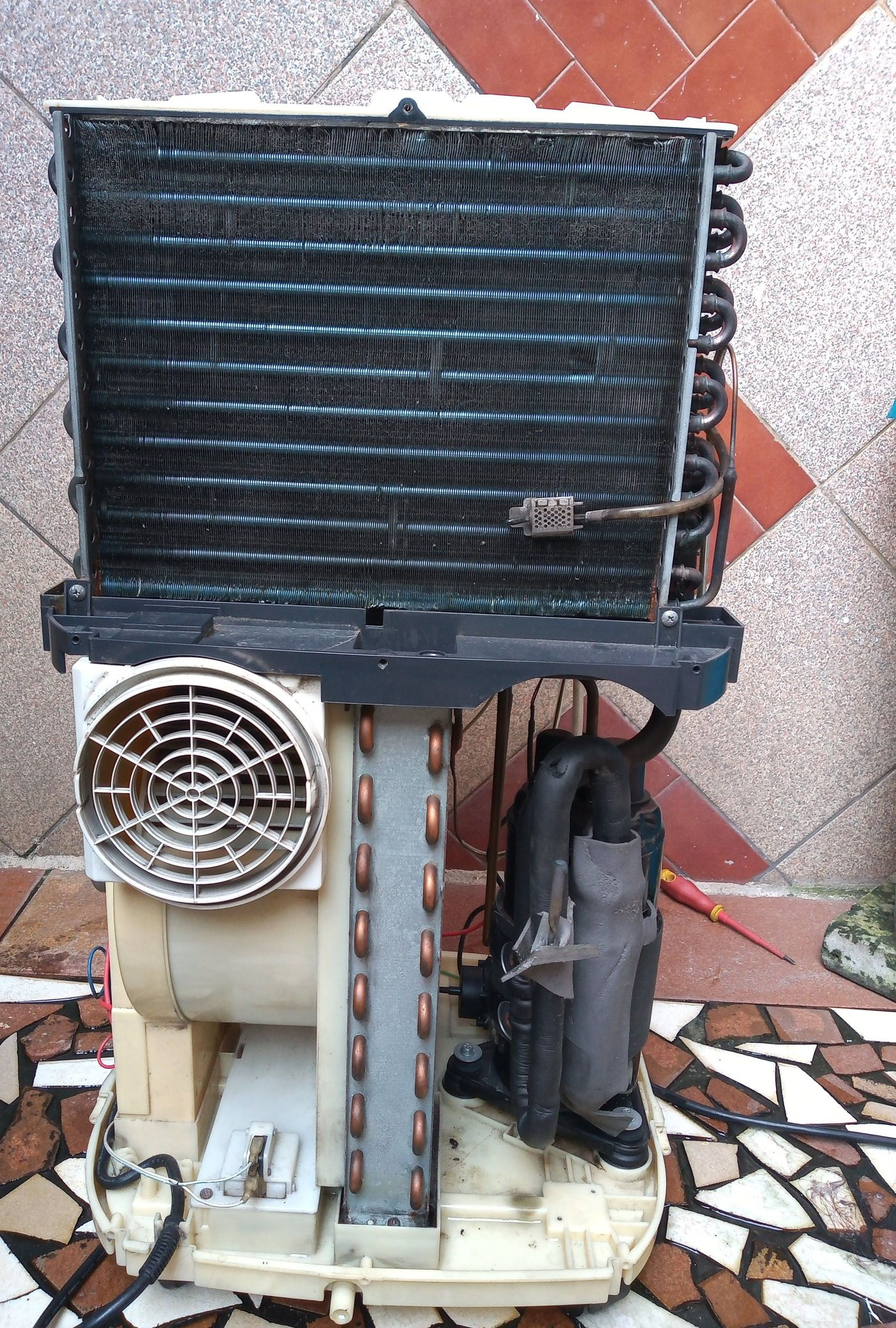 Higienização Ar Condicionado Portátil