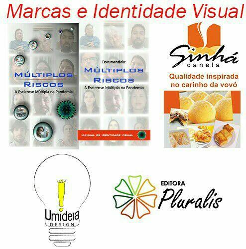 Marcas, logotipos e identidade visual
