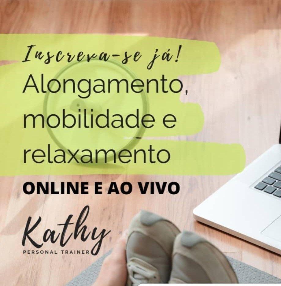 Aulas online e presenciais