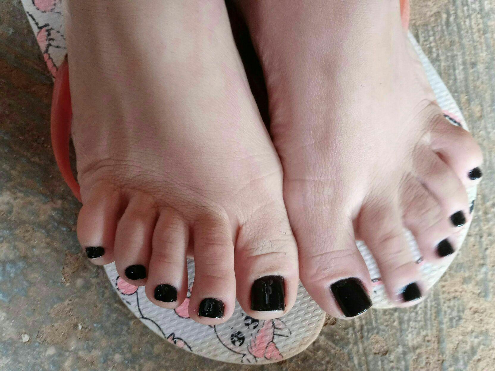 cuidar da beleza dos pés