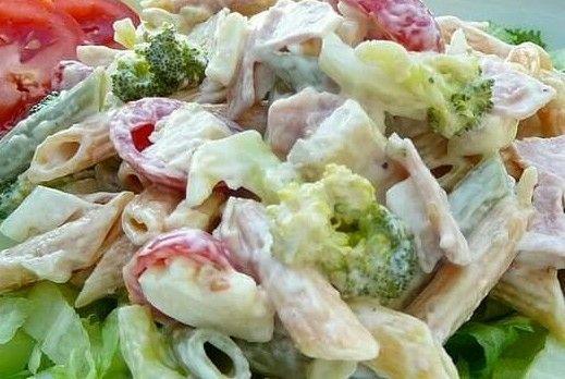 Salada Cordon Bleu