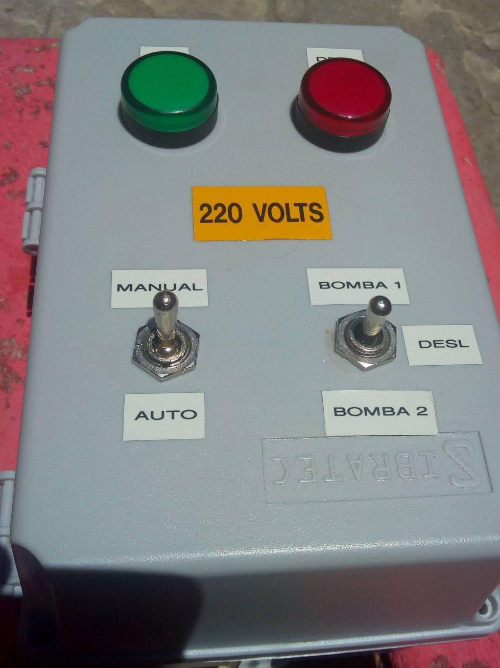 Automático e Manual