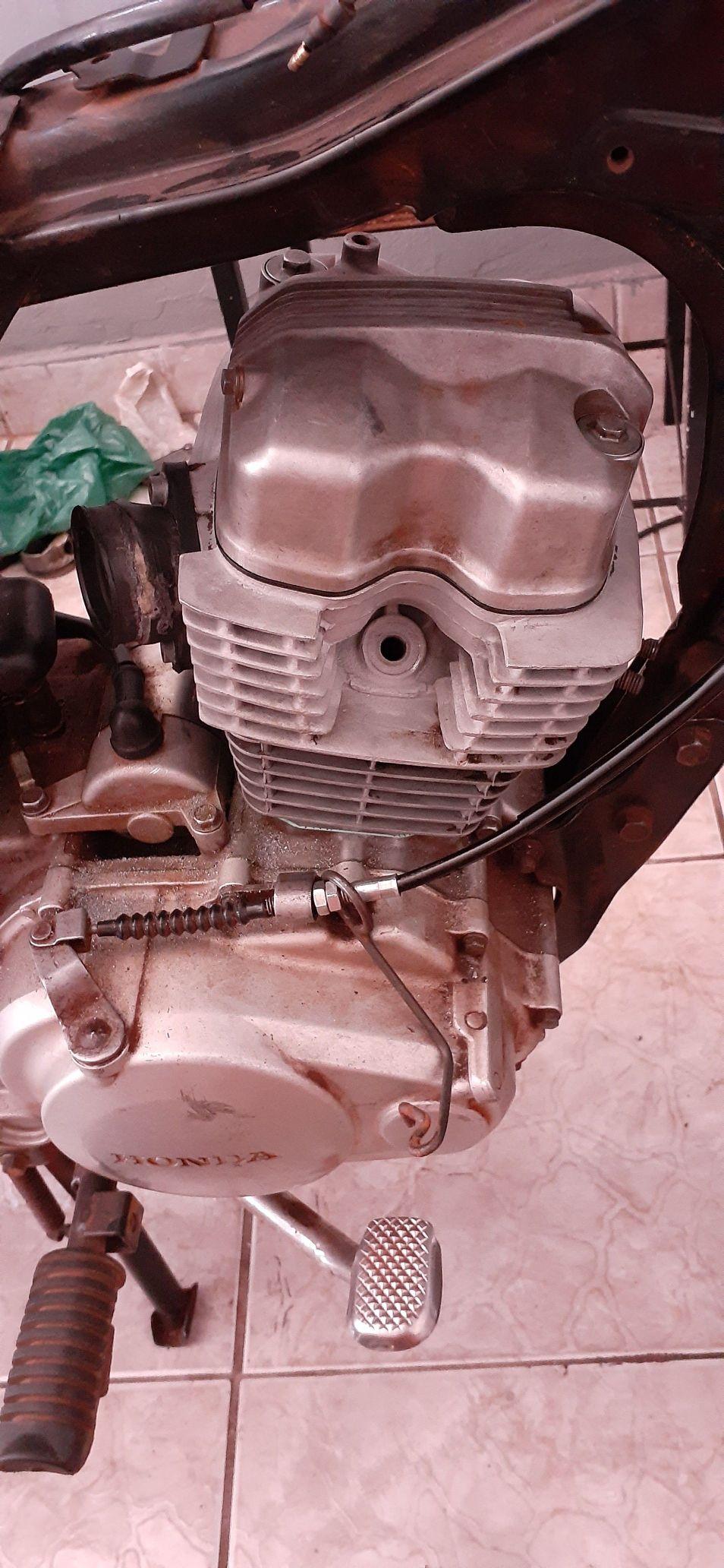 230cc montado e pronto 🚀🔥🏍🛠😈