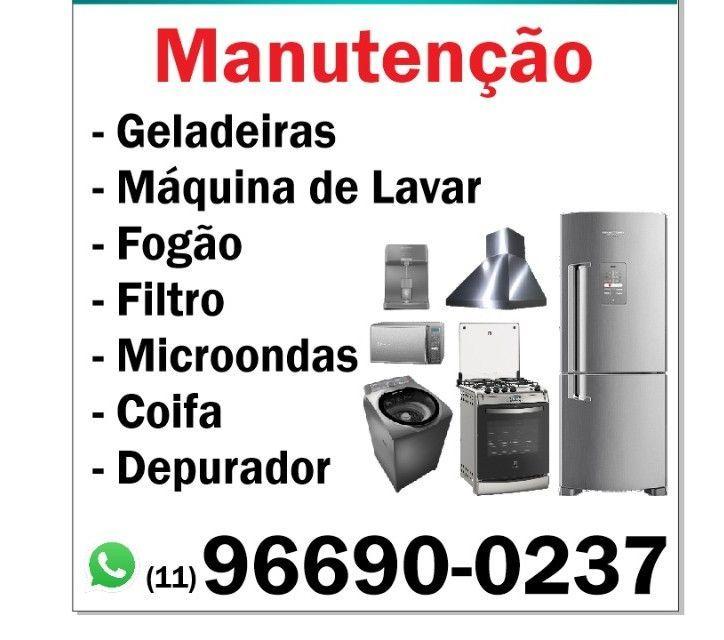 Manutenção Eletrodomésticos
