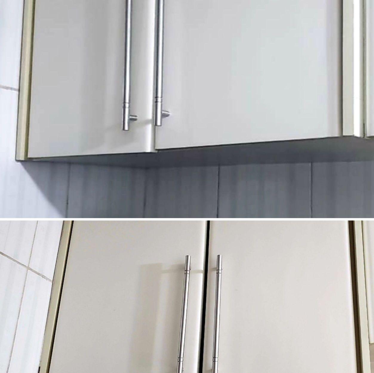 Adequação aéreo para geladeira