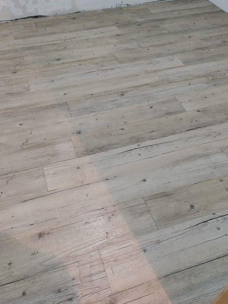 piso impecável