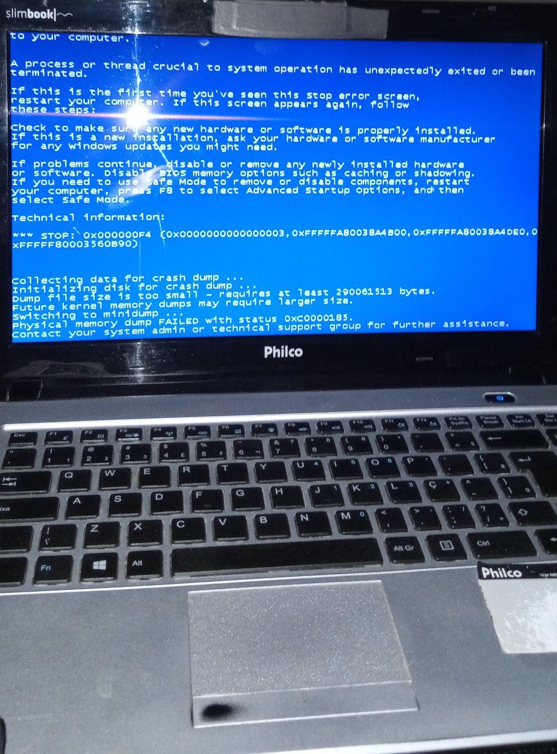 Erro solucionado... e eu posso corrigor no seu PC!