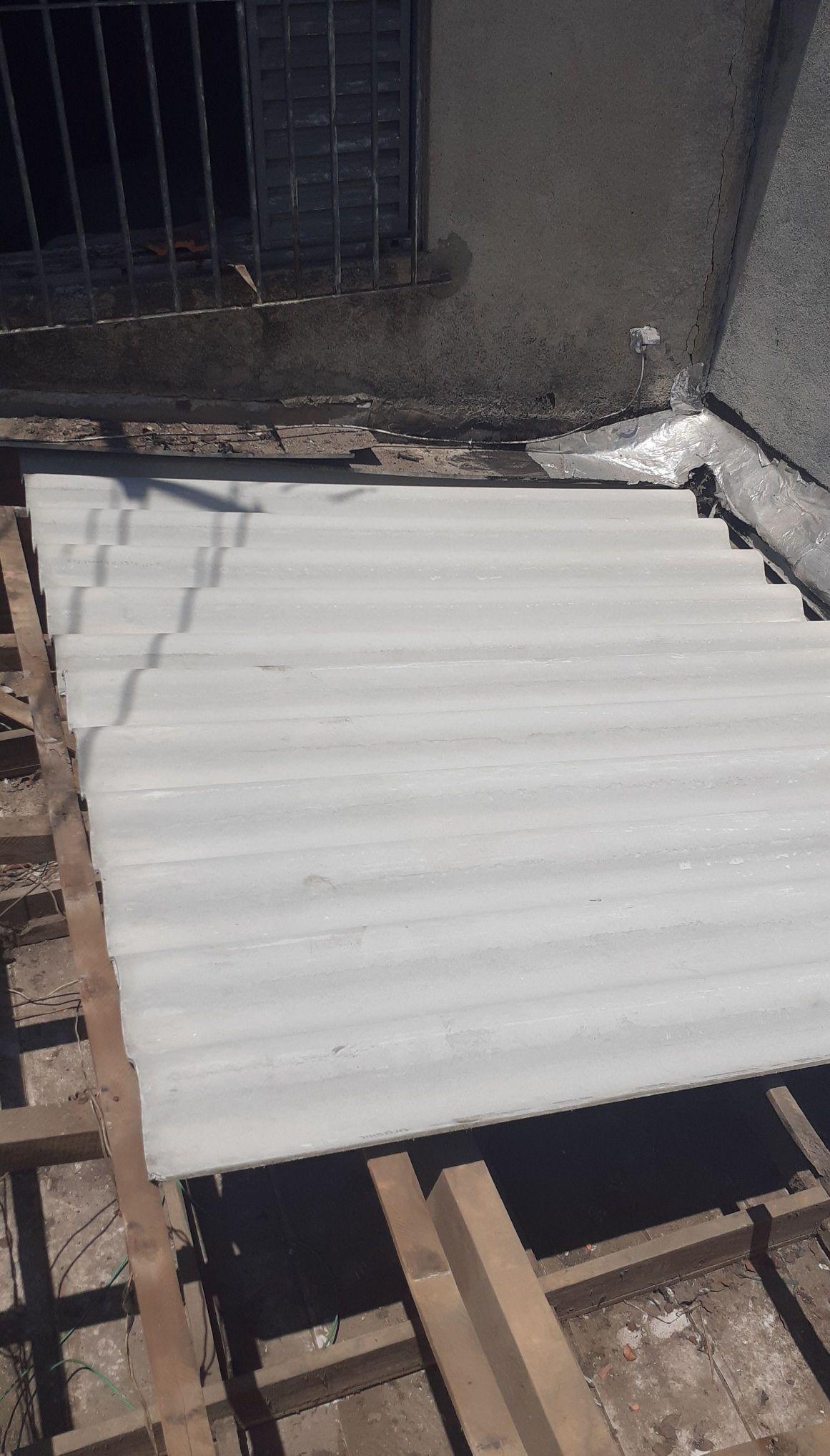 troca de telhado