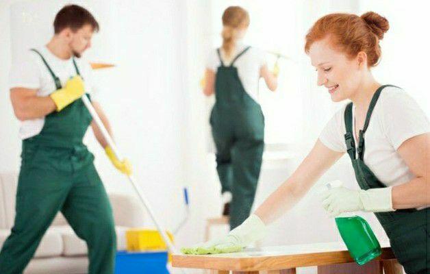 limpeza pré e pós mudanças, pós obra e