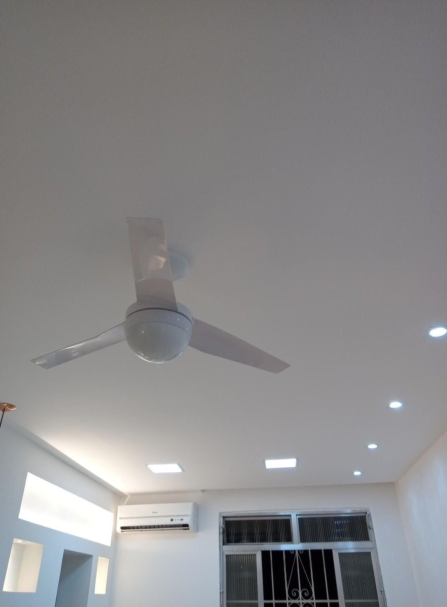 Rebaixamento Drywall, Iluminação