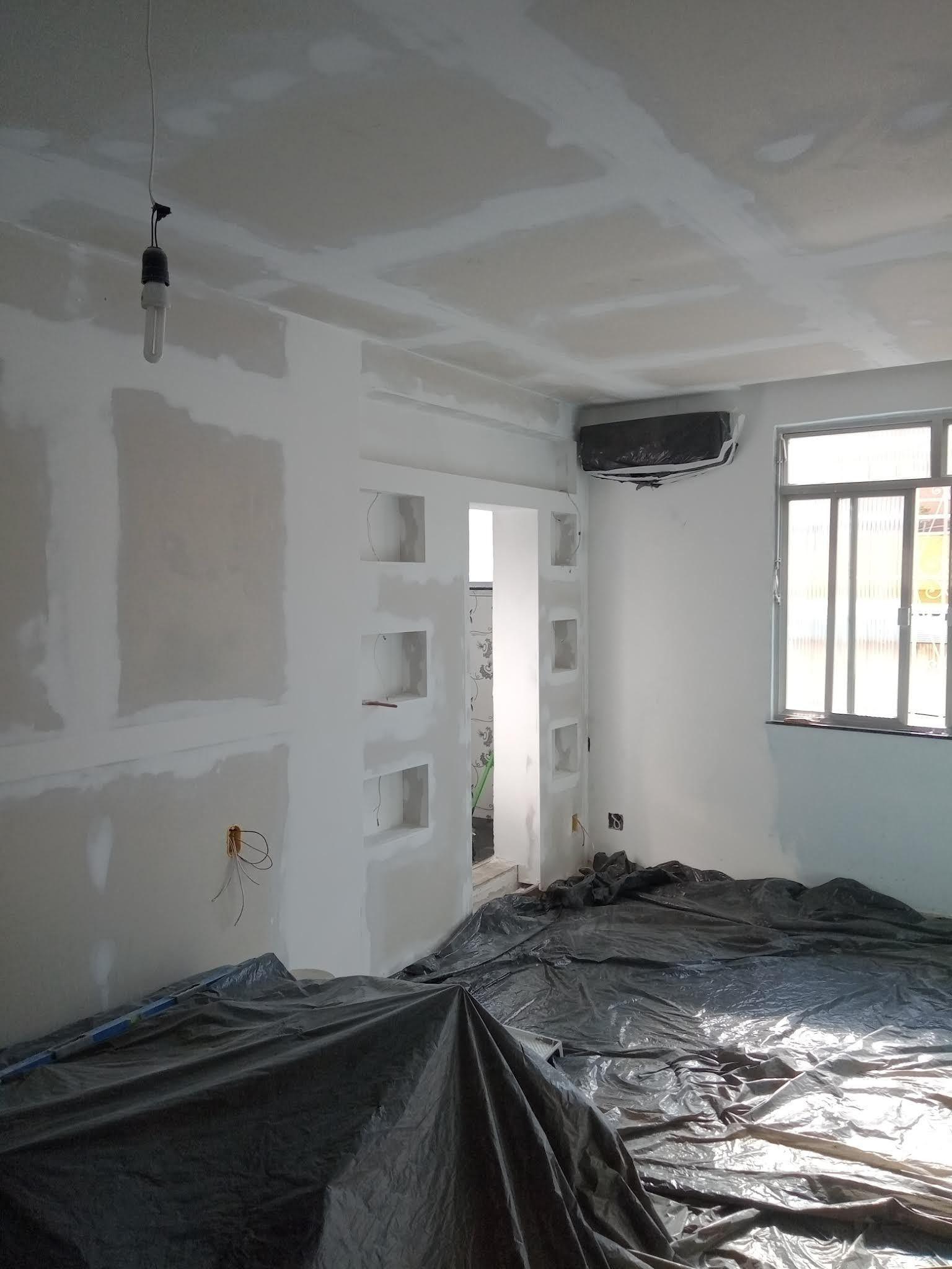 Instalação Drywall